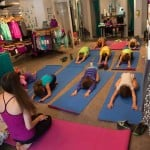 Free Yoga/Dance Classes at Ivivva Stores on Sunday Mornings