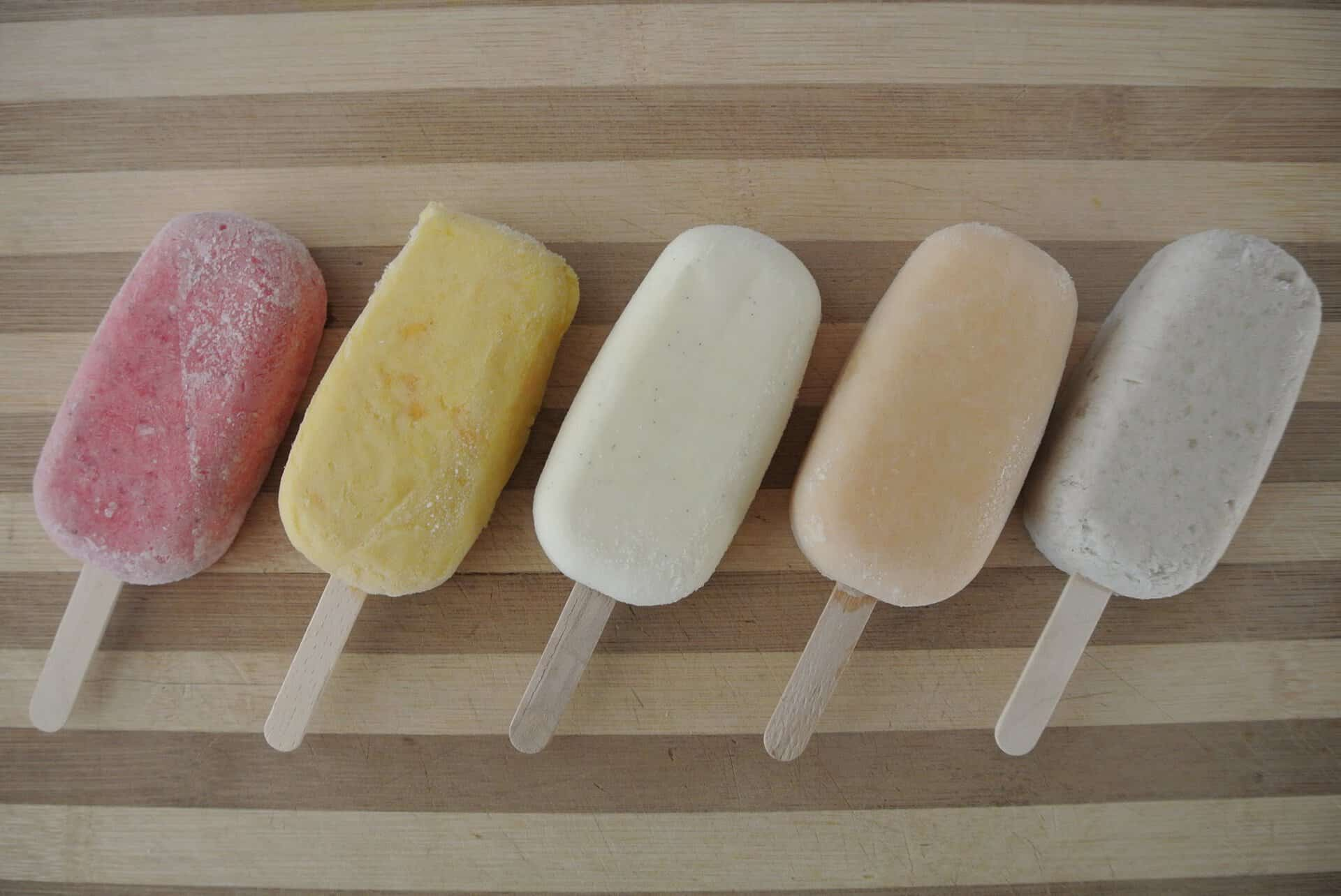 Holy Cow Popsicles and Ice Cream Sandwiches