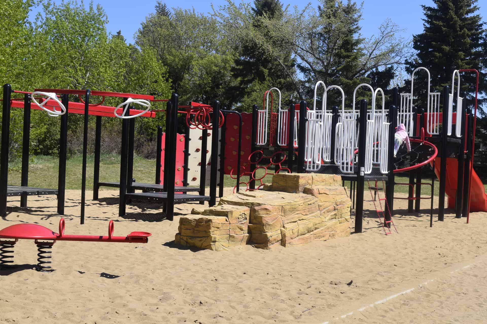 Jean Vanier New Playground