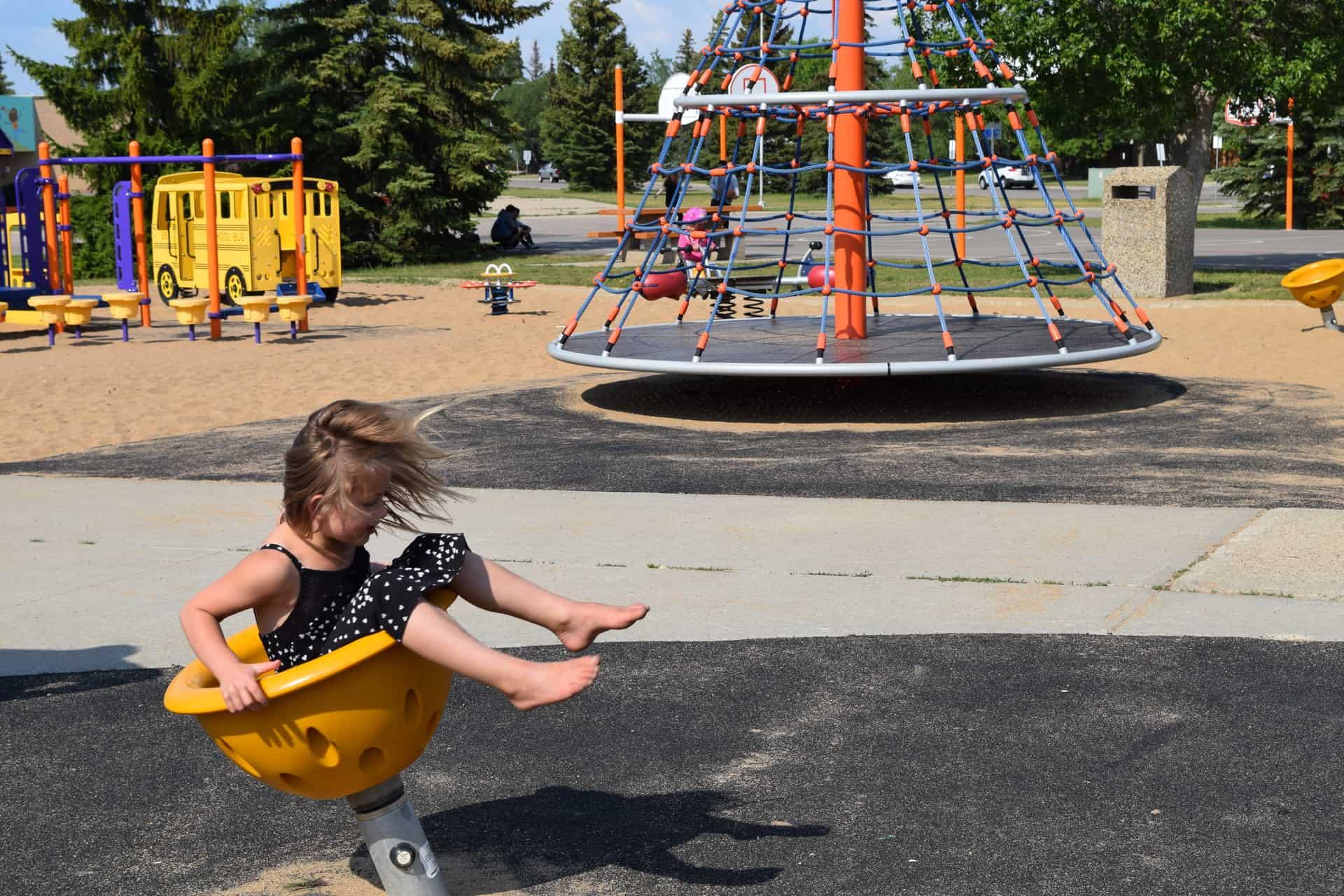 Best Playgrounds in Edmonton