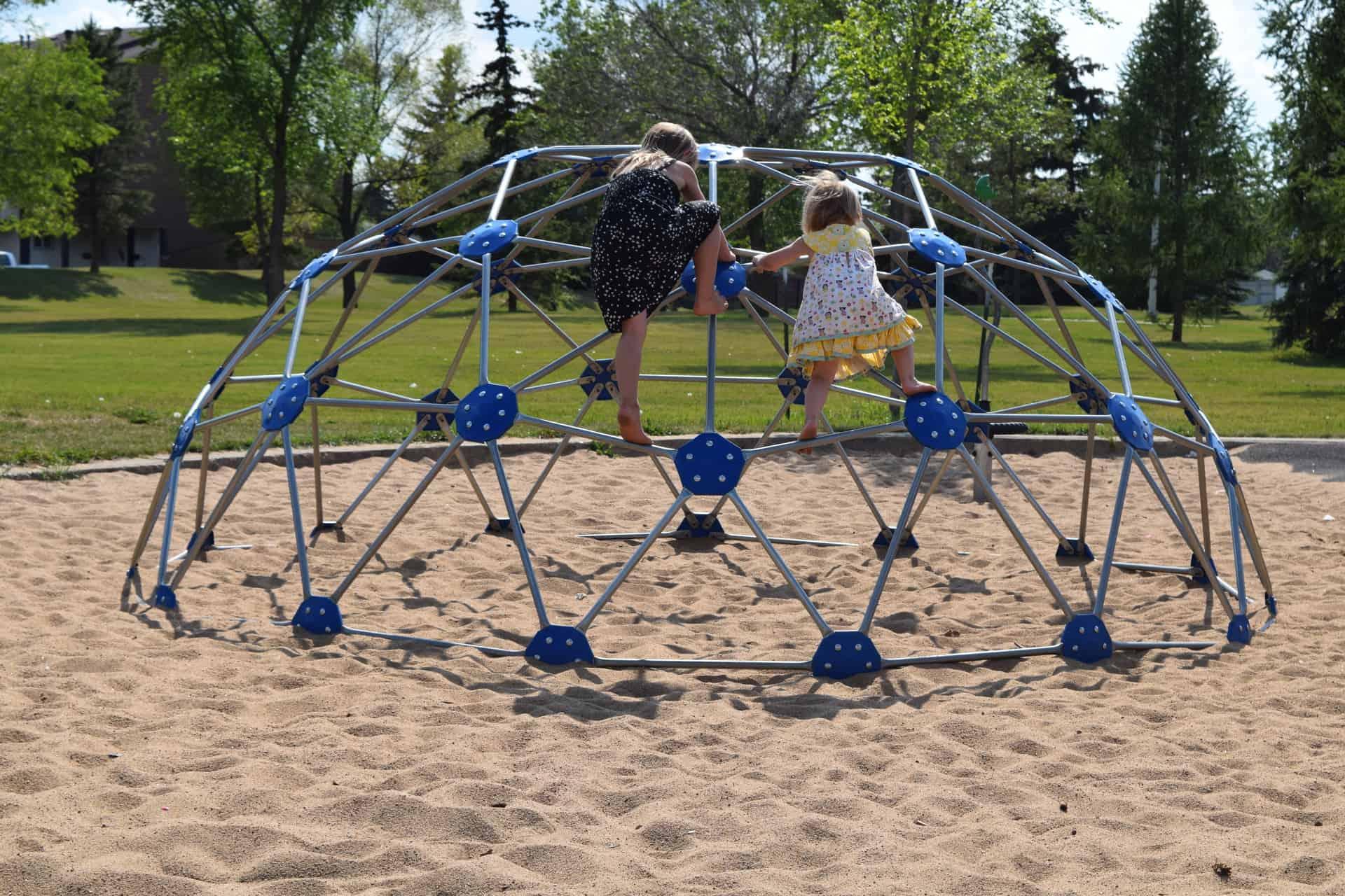 St. Martha School Playground Edmonton