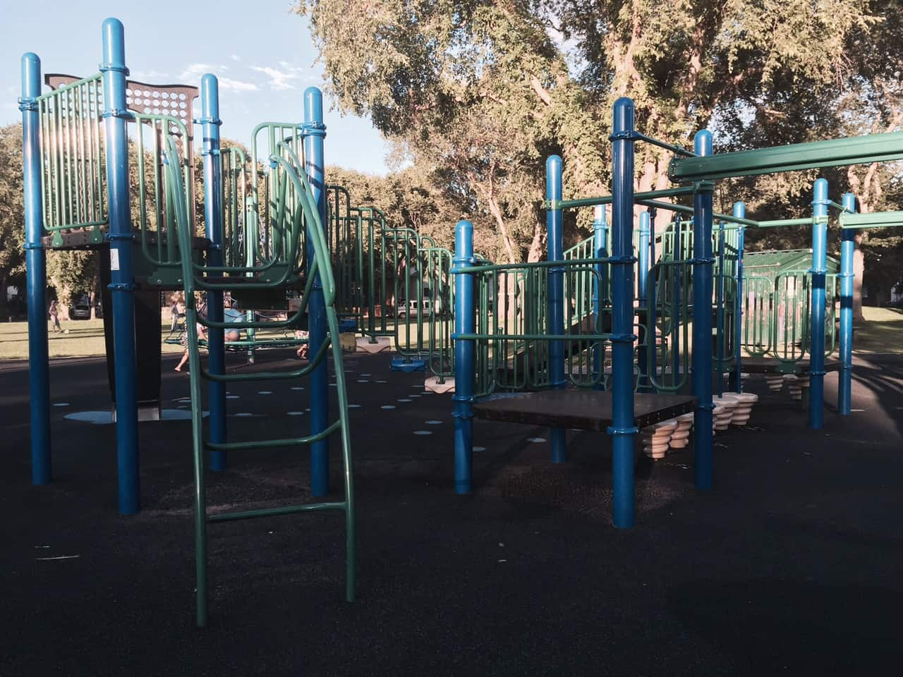 Giovanno Caboto Playground Downtown Edmonton