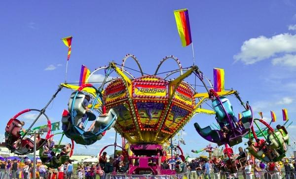 vegreville fair