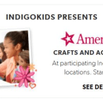Saturday Events for Kids at Chapters Indigo #yeg