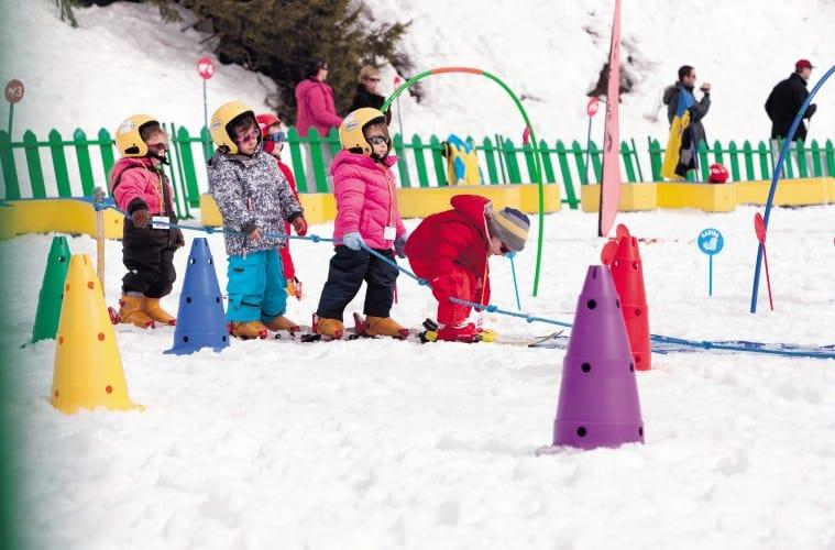Edmonton Ski Lessons for Kids