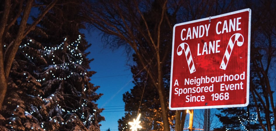 Image result for candy cane lane edmonton