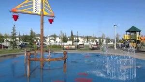 Davidson Spray Park