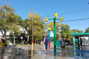 Kitchener Spray Park