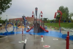 Remax Spray Park