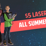 Get $5 Games of Laser Tag All Summer Long at Laser City