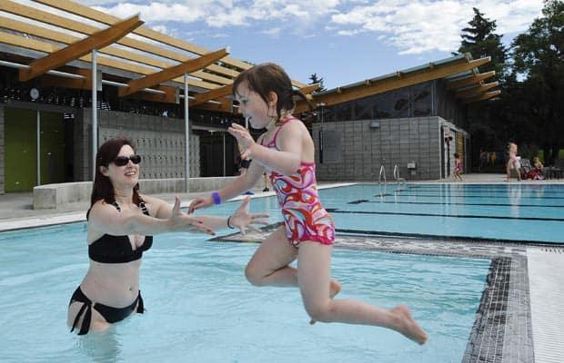 The Edmonton Outdoor Pool Survival Guide Raising Edmonton
