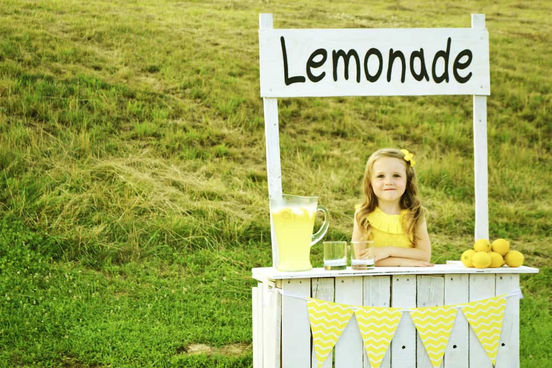 support the stollery host a lemonade stand on august 21st
