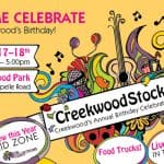 Free Family Fun at the Creekwood Stock Birthday Celebration 9/17 and 9/18