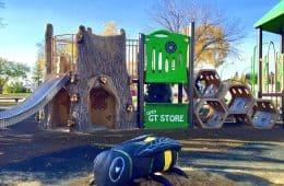 Lendrum Community League Playground Edmonton