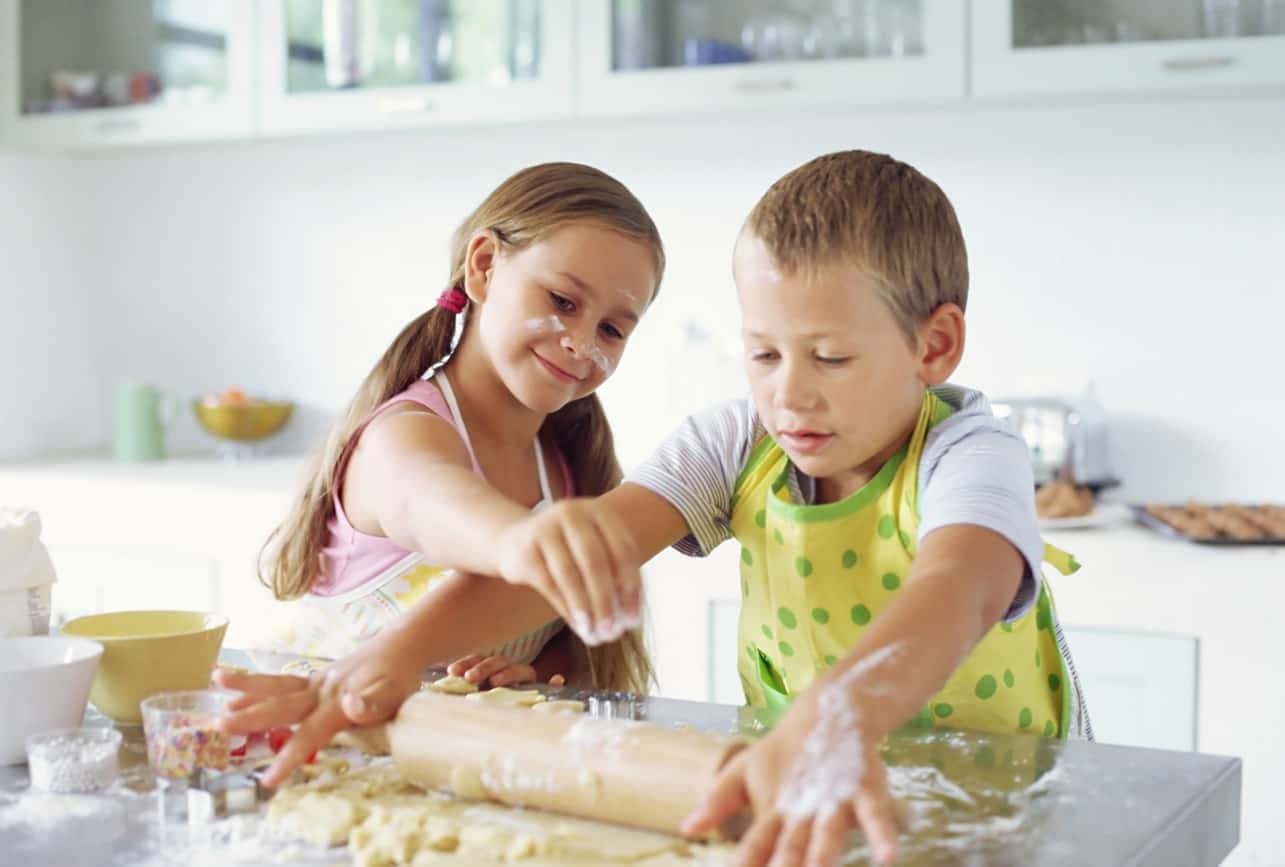 kids cooking classes raising edmonton