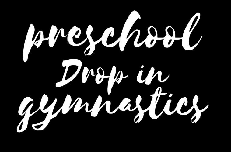 Preschool Drop in Gymnastics Edmonton