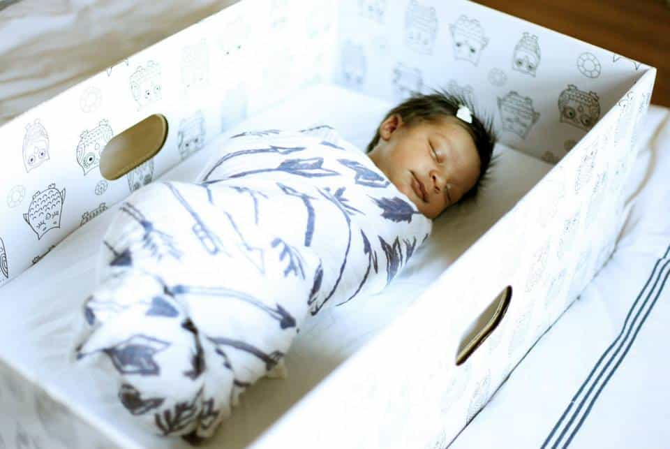 Edmonton Moms To Be Sign Up For Your Free Baby Box From