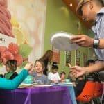 $20 Paint and Frozen Yogurt Kids Day at Tutti Frutti Frozen Yogurt