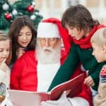 Where to Visit with Santa For Free in Edmonton