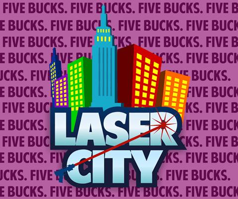 Laser City Edmonton
