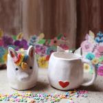 Do This: Make a Unicorn Mug at 4Cats in Edmonton