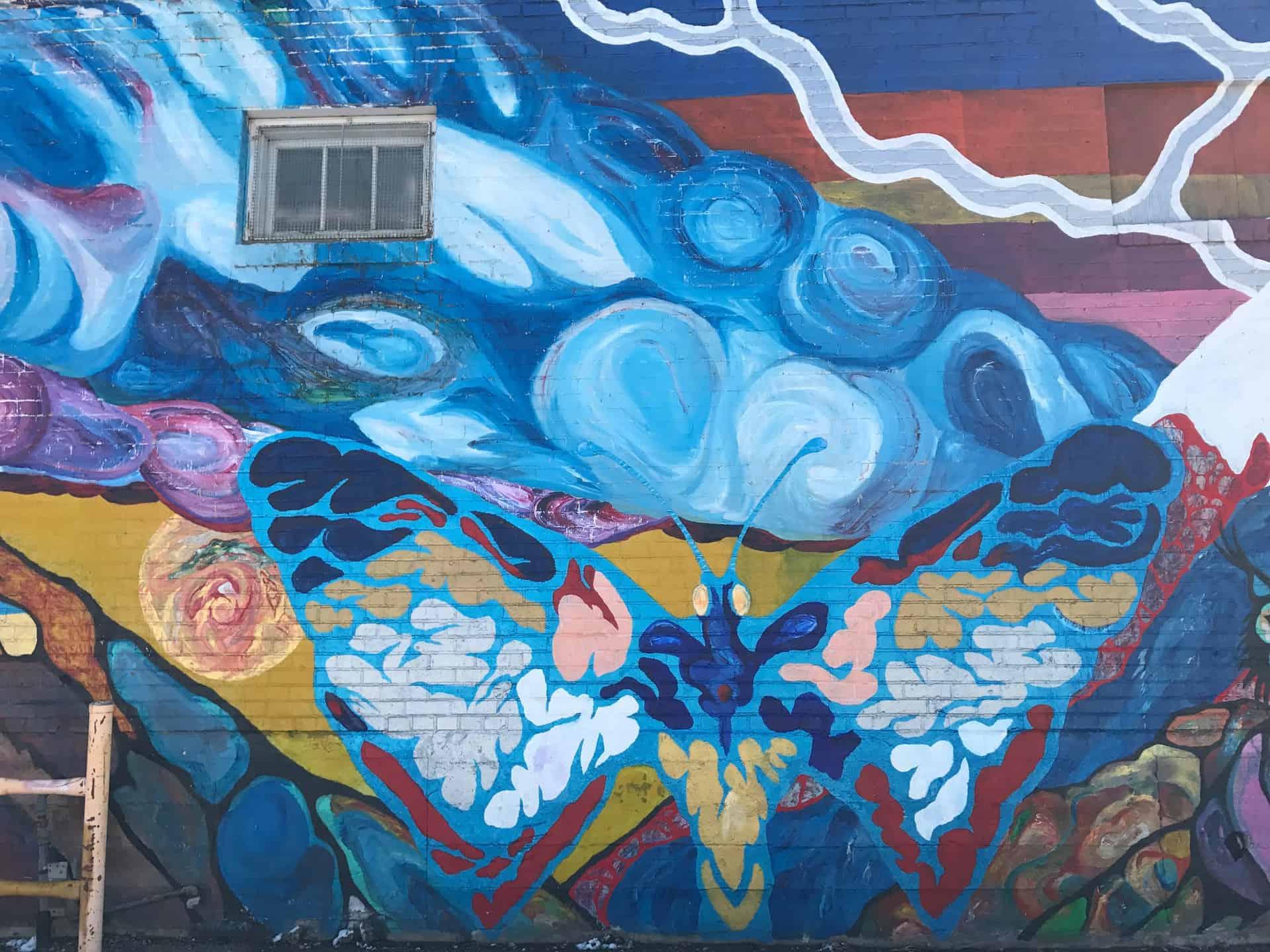 Cool Murals in Edmonton