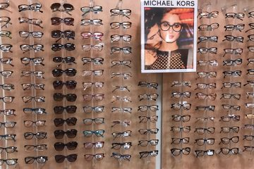 Pearle Vision Glasses Selection