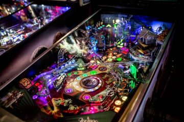 Little Ones Pinball Tournament Edmonton Arcade Pin Expo
