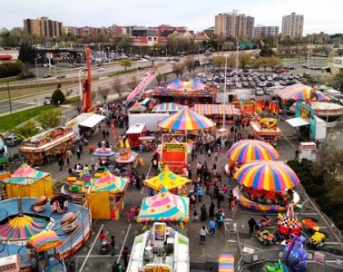 Mall Carnivals and Edmonton and area Midways 2017