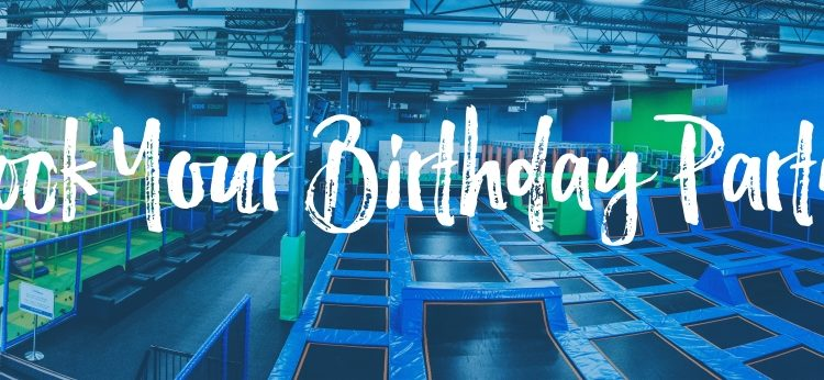 Birthday Party Archives Raising Edmonton - Childrens birthday venues edmonton
