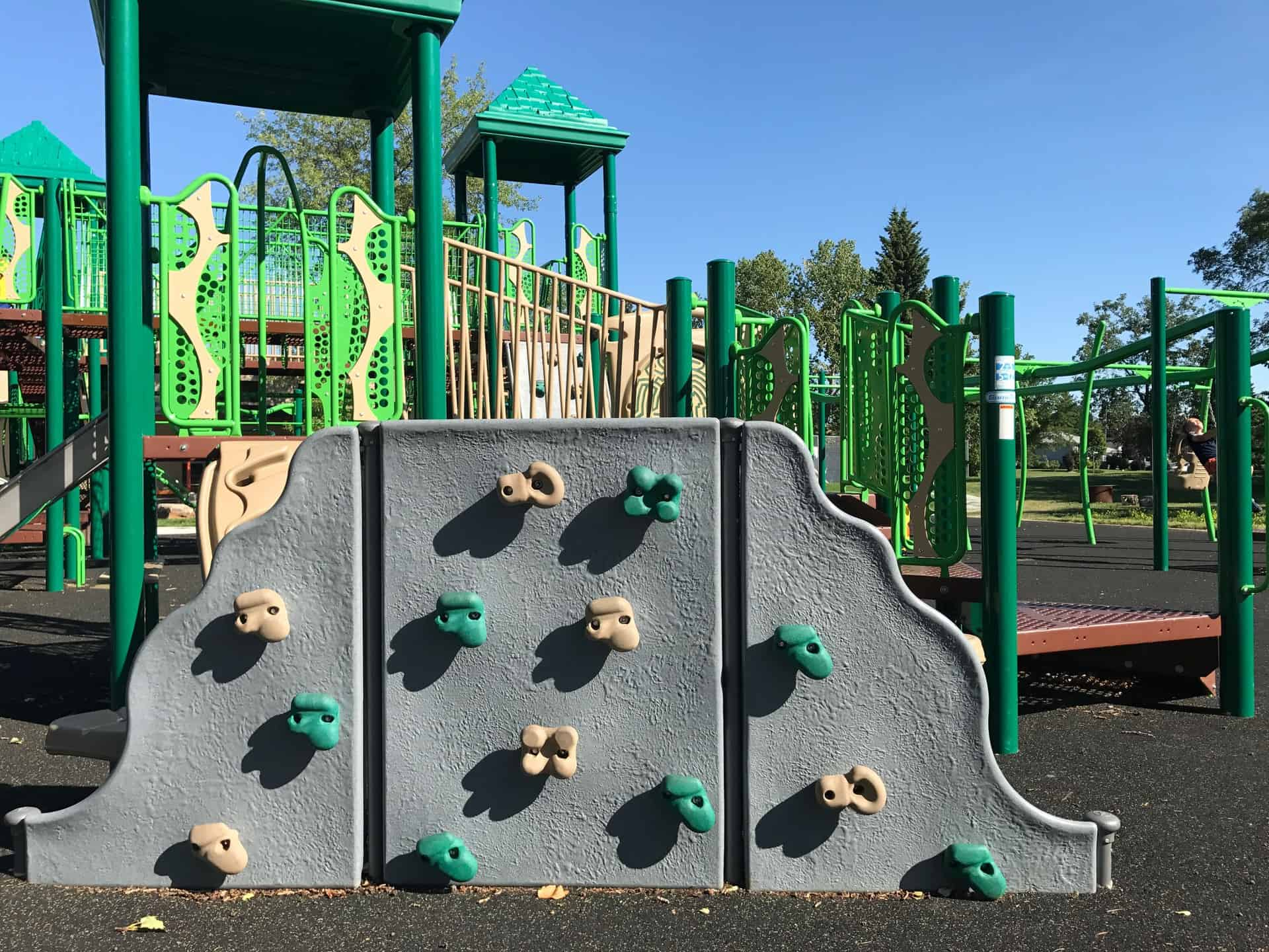 Best toddler playground in Edmonton