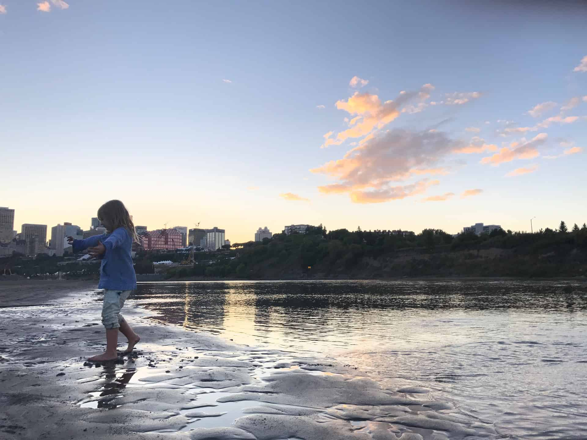 Edmonton's New Secret Beach