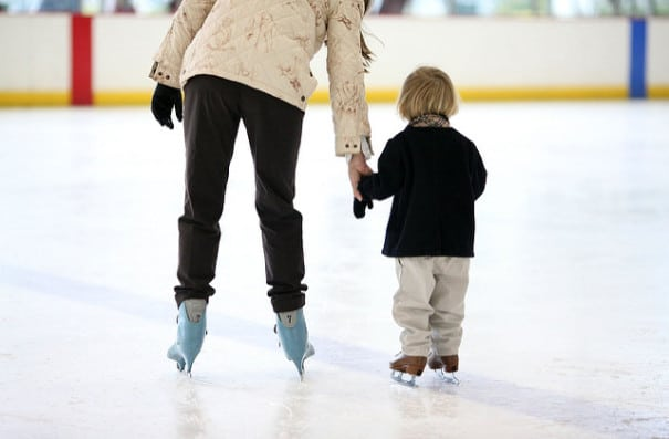 Free Drop in Skating Lessons for Kids Edmonton