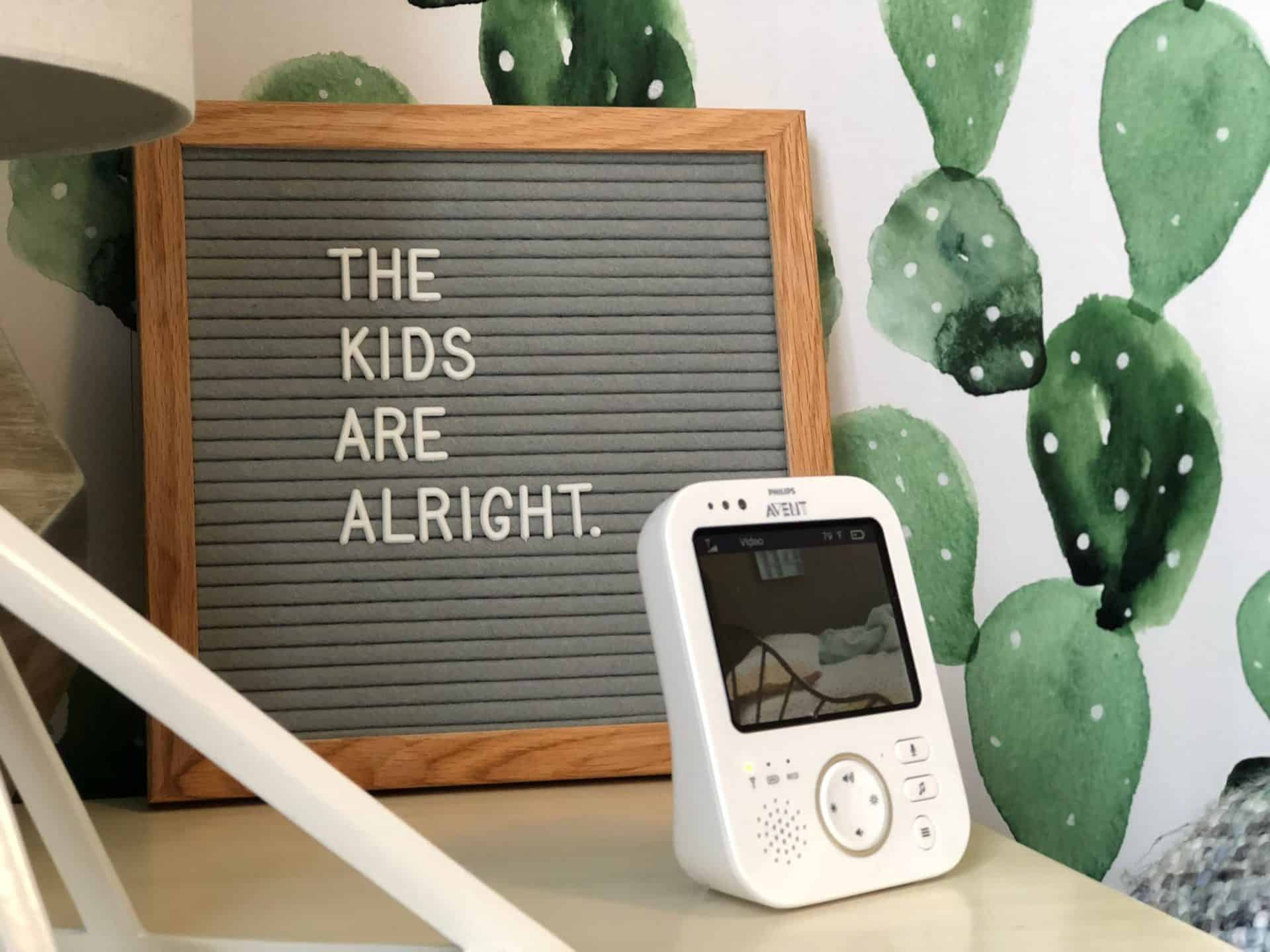 Philips Avent Digital Video Monitor