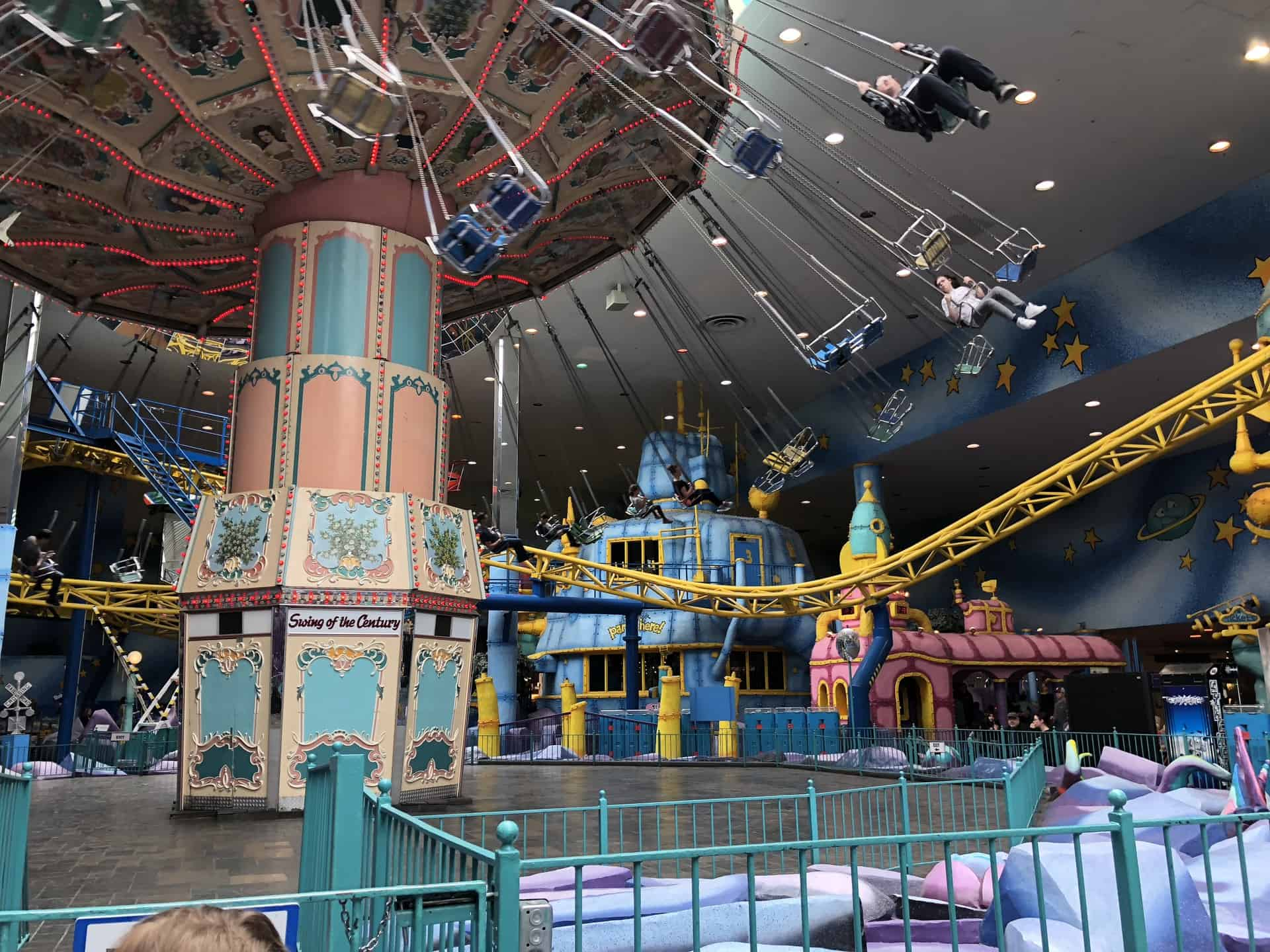 Galaxyland Season Pass West Edmonton Mall Toddler Time