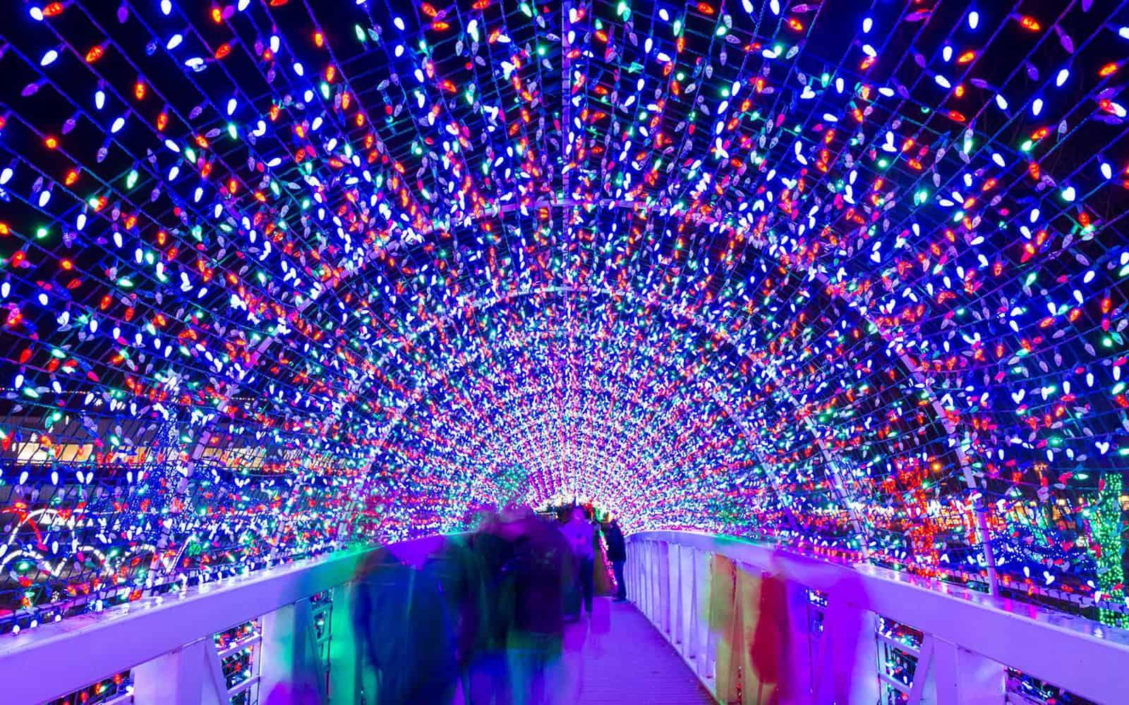 10 Edmonton Holiday Light Up Festivals To Discover 2018