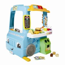 Fisher Price Laugh n Learn Food Truck