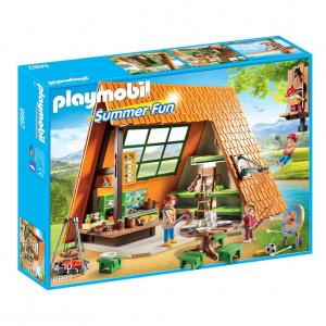 Playmobil Camping Lodge