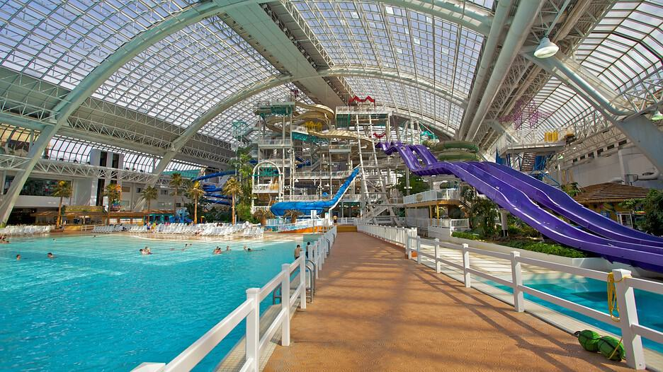 How to Survive Toddler Time at West Edmonton Mall