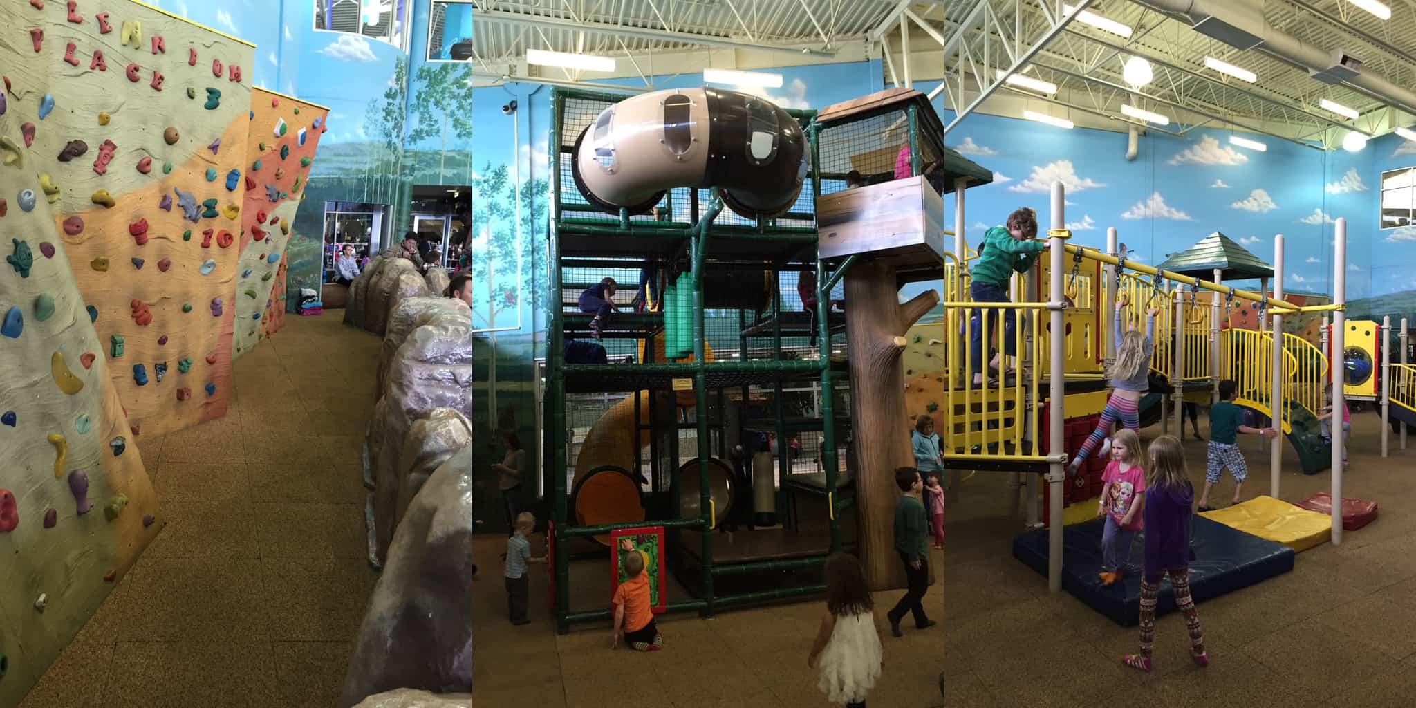 Edmonton Playground Review: Place Shell Edutainment Center