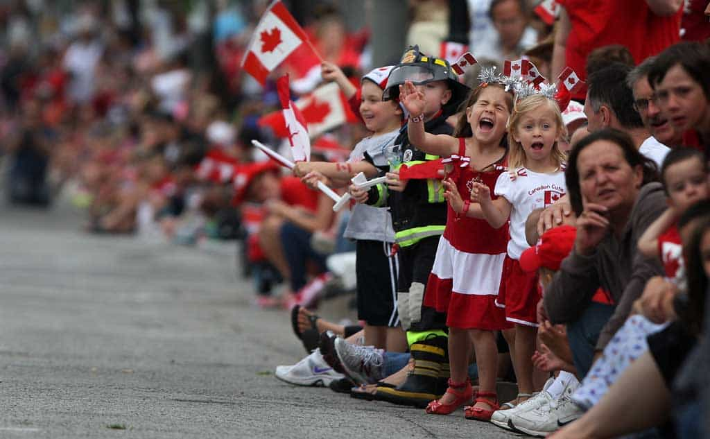 Things to do on Canada Day in Edmonton & Area | 2018