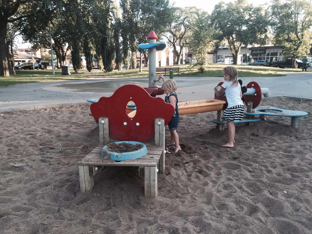 Giovanni Caboto Playground