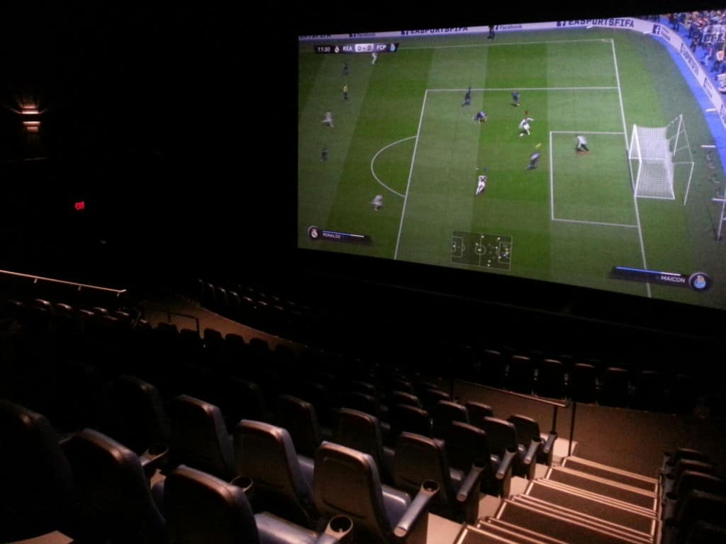Party Inspiration: Xbox Big Screen Parties at Cineplex