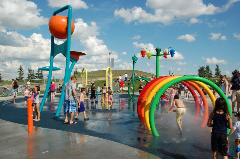 Edmonton Spray Parks Open June 20 – Here's The Full Schedule of Spray Park Openings
