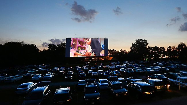 You Can Watch Toy Story 4 (and a Halloween Flick) at the Drive in on Friday Night
