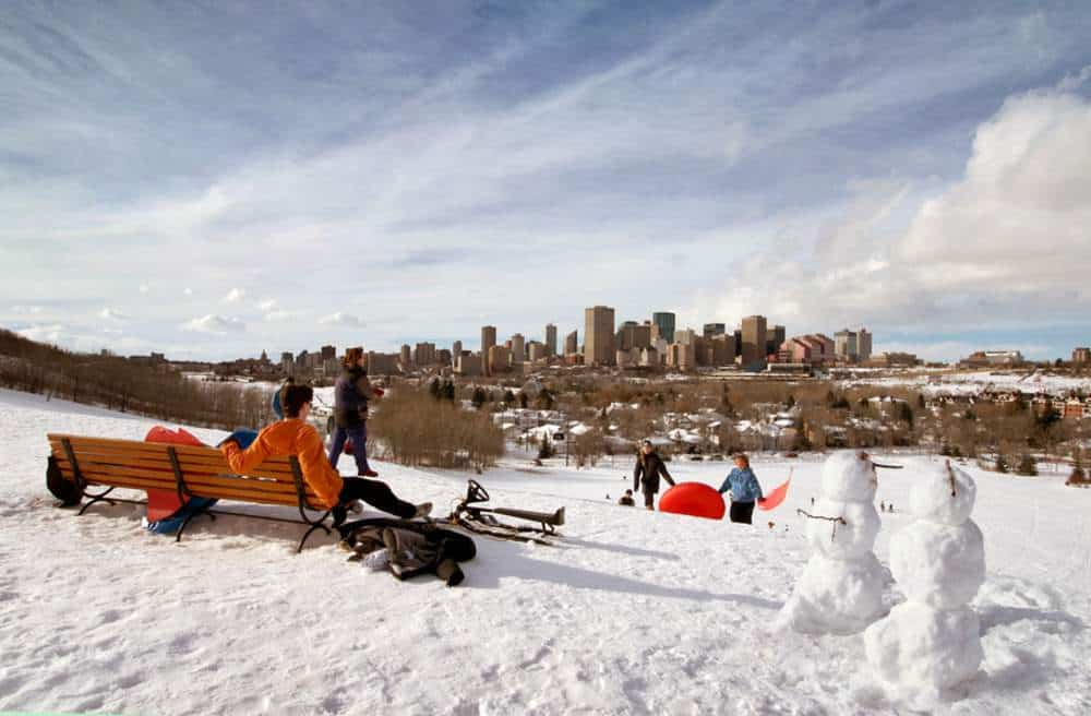 13 Experiences That Will Make Your Kids Love Edmonton Winters