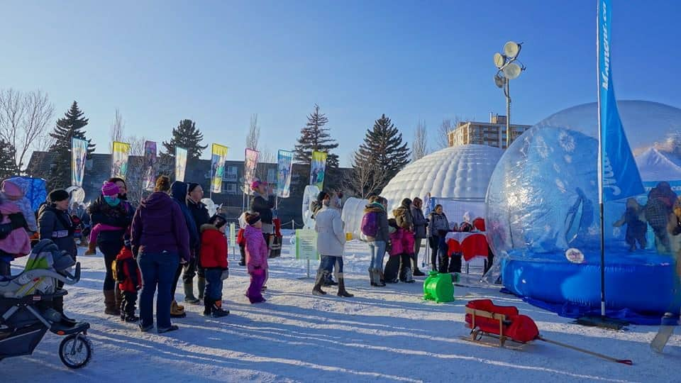 10 Things to do at Ice on Whyte with Kids | 2017