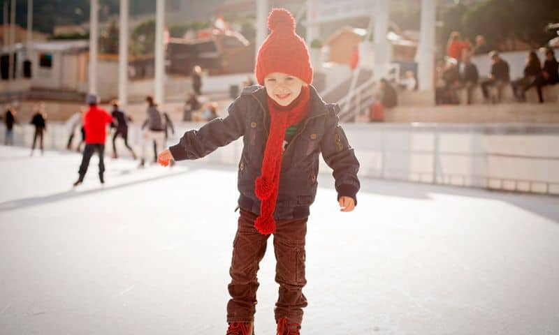 Free Drop in Learn To Skate Programs are Back for 2020