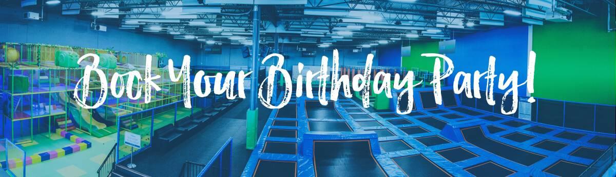 Fun Park Trampoline – Your Next Birthday Party Destination