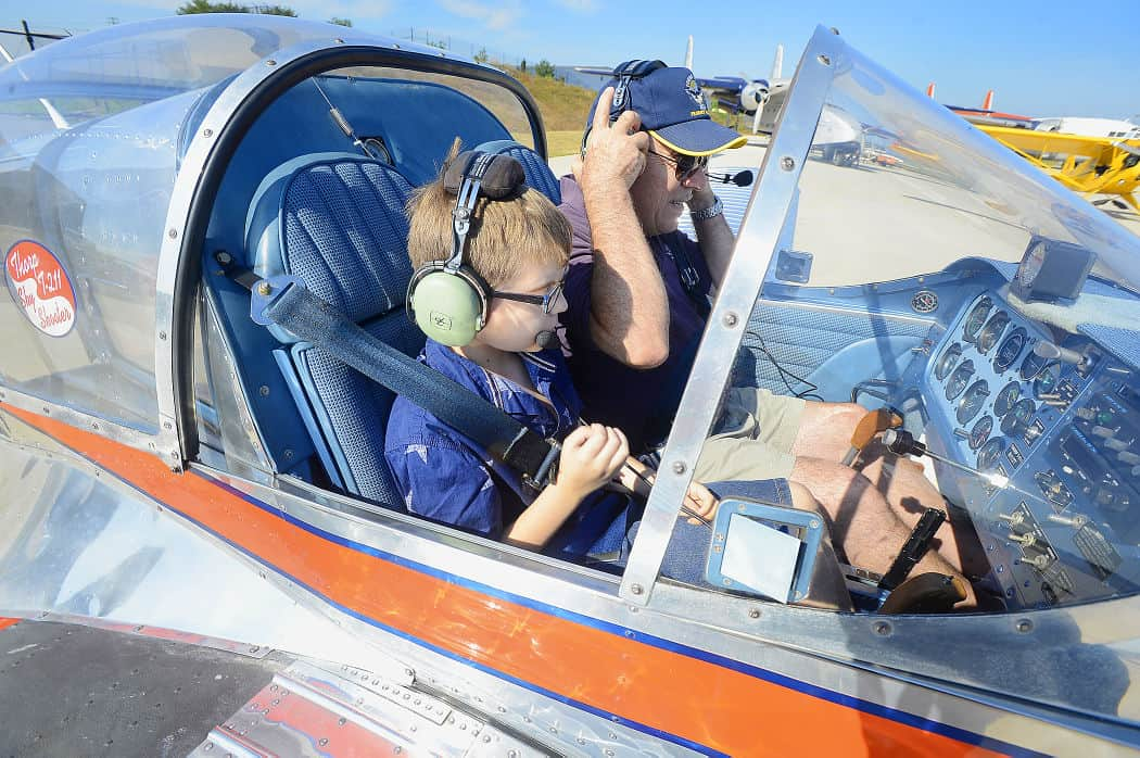 Learn About Airplanes and Take a Flight in this Free Program on August 26   2017